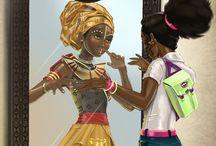 africana queen