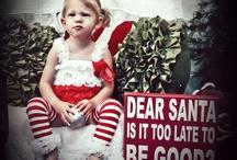 Kerst shoot