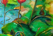 Festményeim / Általam festett képek