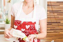 rady na pečení, v kuchyni