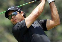 Professionals & Amateurs / Golfspelare som jag tränat eller tränar