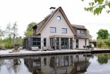 BEAUTIFUL HOMES / mooie huizen, gevels en raampartijen