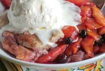 Pies and Cobblers| Recipes / Favorite pies and cobbler recipes