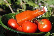 Conserver les produits du Potager