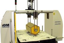 Foam & Mattress Testing Equipment / This board lists testing equipment available from IDM for the foam / mattress industries.