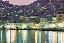 Syros & Greece / The home of my husband's ancestors / by Gerry Mangos
