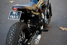 Jap Style Motorcycle