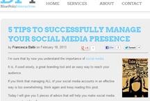 Tips to Improve Social Media Presence