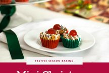 Christmas Baking Recipes / Christmas Baking Recipes, sweet treats, desserts, traditional baking, and edible gift ideas