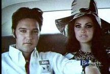Elvis og Priscilla