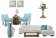Living room / by Maryann Wilks
