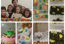 Lego Birthday / Nisan'ın 7.Doğum günü partisi