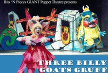 Three Billy Goats Gruff - Mar 22 2014