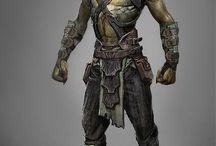 Avatar / Avatar inspiration for the character Zrosh