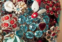 baubles & bits / jewelry, art, antiques, vintage / by breadcrumbs and bites