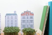 DIY: verbouw je eigen voedsel / Ook in en rond je eigen huis kan je voedsel verbouwen! Voorbeelden en inspiratie hier!