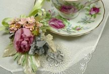 Tea party things