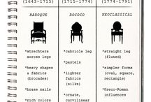 bútor stílusok