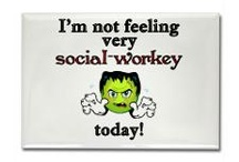 Social Worker and proud of it!