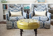 Living room / by Musette Stern