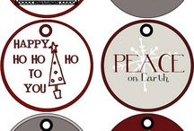 Holiday printables / by Allison Alexander