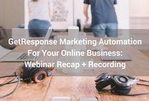 GetResponse Webinars - Recaps & Recordings