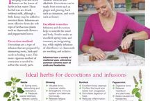 Make herbal infusions