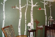 Baby room ideas / by Andrea Gamble