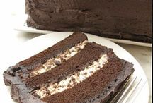Favorite Cake Recipes / Simple and easy cake recipes with step by step pictures for every occasion