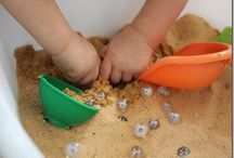 Sensory Activities / by Theresa Stewart Stevens
