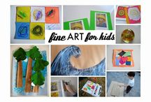Art Club / Art club ideas for K-5