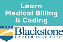 Learn Medical Billing and Coding online! Blackstone.edu / Gain the practical knowledge on how to process medical claims using the correct diagnostic and treatment codes. Upon course completion, you will have the skill set needed to secure a job working in the medical insurance billing and coding profession.