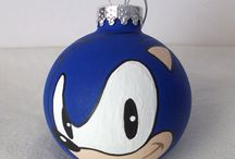 Sonic Holiday / Celebrate the holidays with Sonic style!