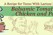 Recipes for Teens with Special Diets / From Lactose Intolerance to Diabetes... / by TeensHealth