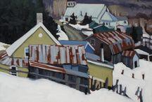 Paintings: Rural