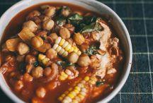 Saturday: soup