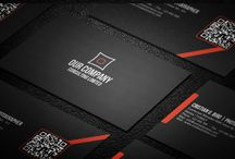 Business Cards / by Todd Hanle