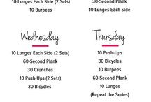 Female Fitness / Workouts for ladies