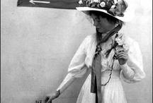 <> suffragettes <>