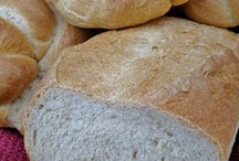 Breads, grains / by Kelly Hill