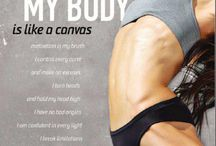 Motivation and Good For The Body!! / by Carla Hargrave-Grigsby