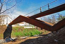 rekreacja most