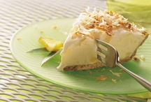 Pie, cheesecake, and everyday cakes