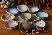 Earthenware / Stoneware, porcelain and other ceramics