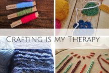 #CraftingismyTherapy Monthly Blog linky / Crafting is my Therapy is a monthly blog linky hosted by Me, You and Magoo and Jennifer's Little World. Share what you've been working on each month and follow us on the #craftingismytherapy hashtag, we'll pin all posts to this board.  Please only pin blog posts to the board that have been added to the monthly linky.
