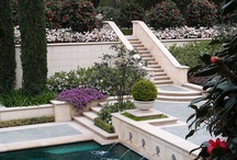 Pool and Waterfeature