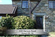 530 Derwyn Road Drexel Hill PA / 530 Derwyn Road Drexel Hill PA