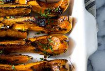 Squash Recipes // Fall Veggies