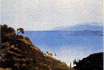 Αφίσες του ΕΟΤ / Στα ΓΑΛΛΙΚΑ-ΙΤΑΛΙΚΑ-ΕΓΓΛΕΖΙΚΑ