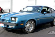 JEGS Featured Car - 1975 Chevrolet Monza
